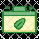Eco Battery Ecology Nature Icon