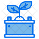 Battery Ecology Environment Icon