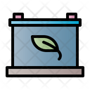 Eco Battery Battery Power Icon