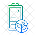 Industry Icon Dashed Line In Gradient Color Icon