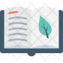 Eco Book Icon