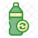 Eco Bottle Ecology Nature Icon