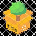 Eco Box Icon
