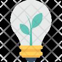 Eco Bulb Light Icon