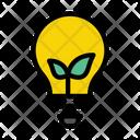 Bulb Lamp Energy Icon