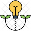 Eco Bulb Bulb Electricity Icon