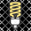 Eco Bulb Bulb Energy Icon