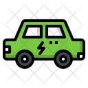 Car Eco Energy Icon