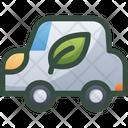Eco Car Icon