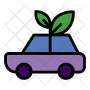 Environment Car Waste Icon