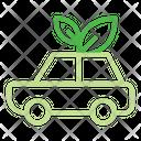 Environment Car Waste Icon