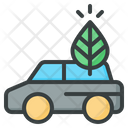Eco Car Icon