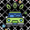 Eco Car Eco Vehicle Vehicle Icon