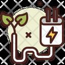Eco Charger Plug Eco Plug Icon