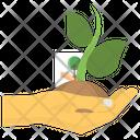Eco Charity Icon