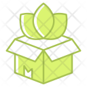 Eco delivery Icon