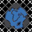 Eco Earth Eco World Eco Icon
