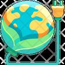 Eco Earth Icon