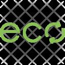 Eco Ecology Green Icon
