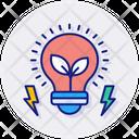 Eco Electricity Eco Electricity Icon