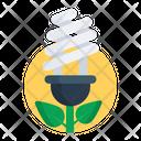Clean Energy Bioenergy Green Energy Icon