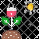A Eco Energy Icon