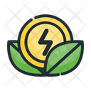 Energy Power Eco Icon