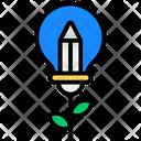 Eco Energy Environmentalism Renewable Energy Icon