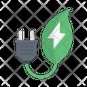 Energy Eco Power Icon