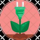 Eco Energy Green Energy Renewable Energy Icon