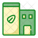 Eco Factory Ecology Nature Icon