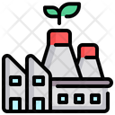 Eco Factory Ecology Factory Icon