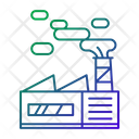 Eco Factory Ecology Eco Manufacturing Icon