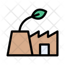 Plant Factory Green Icon