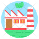 Eco Factory Icon