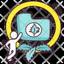 Eco Folder Icon