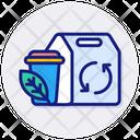 Eco Food Icon