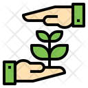 Iecology Eco Friendly Friendly Icon