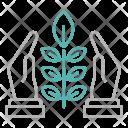 Eco Friendly Nature Icon