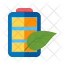 Battery Eco Friendly Icon