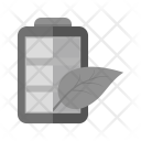 Eco Friendly Battery Icon