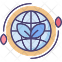 Eco Friendly Earth Earth Save Earth Icon