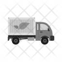 Eco Friendly Truck Icon