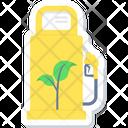 Eco Ecology Fuel Icon