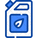Fuel Ecology Gas Icon
