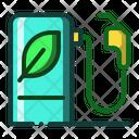 Eco Fuel Petrol Icon