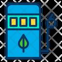 Eco Gas Fuel Icon