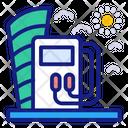 Eco Gas Icon