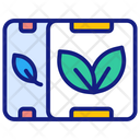 Eco Green Product Icon