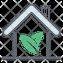 Eco Home Icon